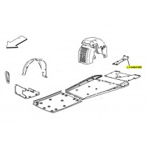 [64841000] H) L.H. REAR AIR EXTRACTOR  (Pattern)