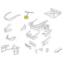 [64874411] R.H & L.H Carpet Shield (Pattern)