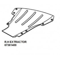 67361400 R.H. EXTRACTOR (PATTERN)