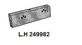 271356 / 249982 L.H REAR STRUT (PATTERN)
