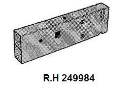 271357 / 249984  R.H REAR STRUT (PATTERN)