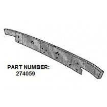 274059P REAR BEAM (PATTERN)