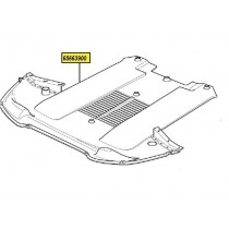 65663900P 550 FRONT UNDERTRAY (PATTERN)