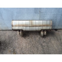 [174089] COMPLETE EXHAUST SILENCER (Used)
