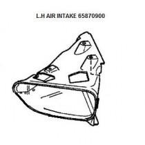 [65870900] L.H AIR INTAKE (Pattern)