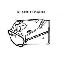 [65870800] R.H AIR INTAKE (Pattern)