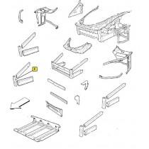 [206243] 6) R.H FRONT BUMPER PILLAR (Pattern)