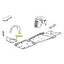 [65142700] A) R.H. LOWER GUARD FOR UNDERBODY  (Pattern)