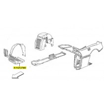 [62127900] R.H LOWER GUARD FOR UNDERBODY (Pattern)
