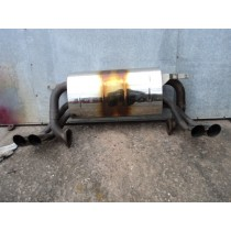 [161819] SPORTS EXHAUST SILENCER (Used)